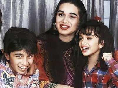 Shraddha Kapoor's adorable throwback pic