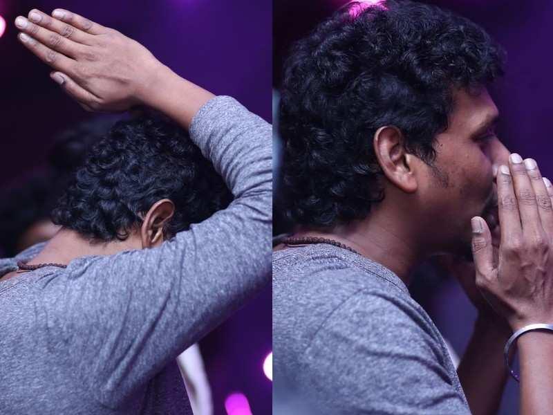 Lokesh Kanagaraj got emotional after watching 'Master' FDFS with fans