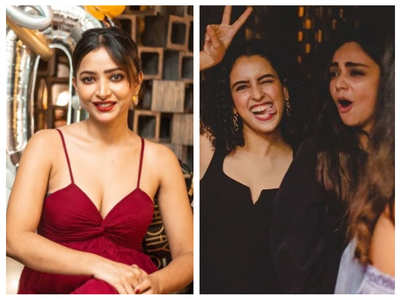 Pics: Celebs attend Shweta's bday party