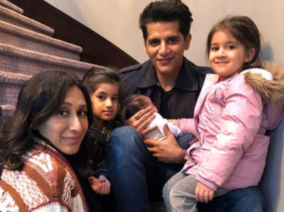 Karanvir misses Lohri celebration with fam