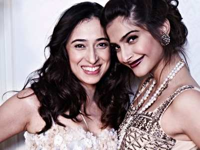 Sonam helped Shehla launch designer label