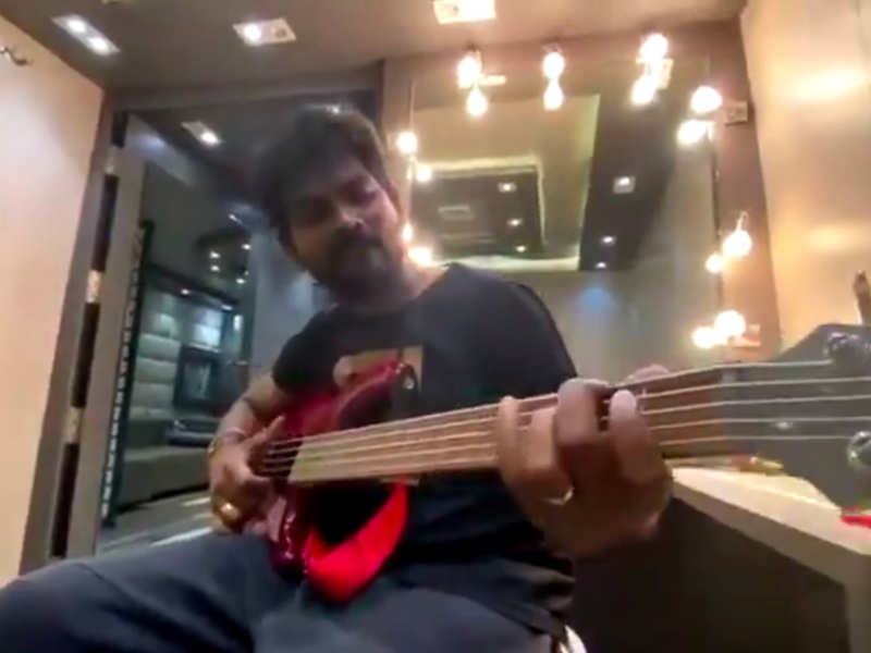 Vignesh Shivan plans to learn playing guitar