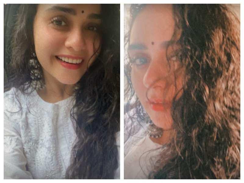 Photos: Amruta Khanvilkar looks fresh as a daisy in her latest selfie!