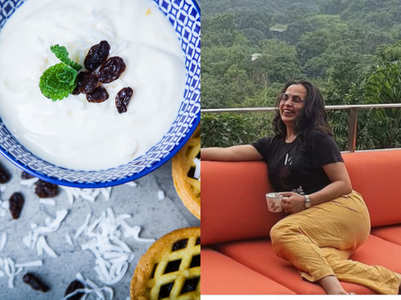 Curd with raisins will reset your gut, recommends Rujuta