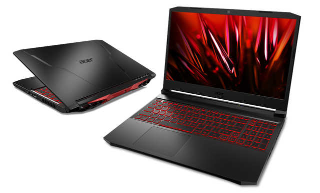 Acer Nitro 5, Aspire 7 and Aspire 5 laptops with AMD Ryzen 5000 series processors launched