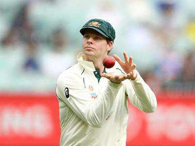 India Vs Australia Steve Smith Blurs The Lines Of Gamesmanship Again Cricket News Times Of India