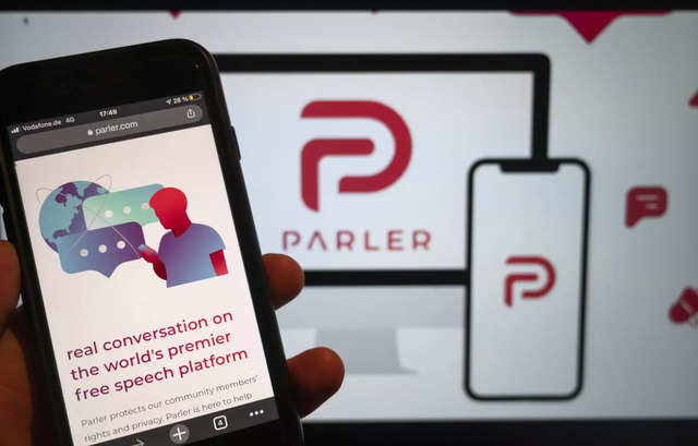 Parler asks US court to order Amazon to restore service to social media app
