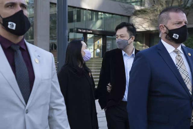 Huawei CFO Meng Wanzhou received death threats in mail, Canada court hears