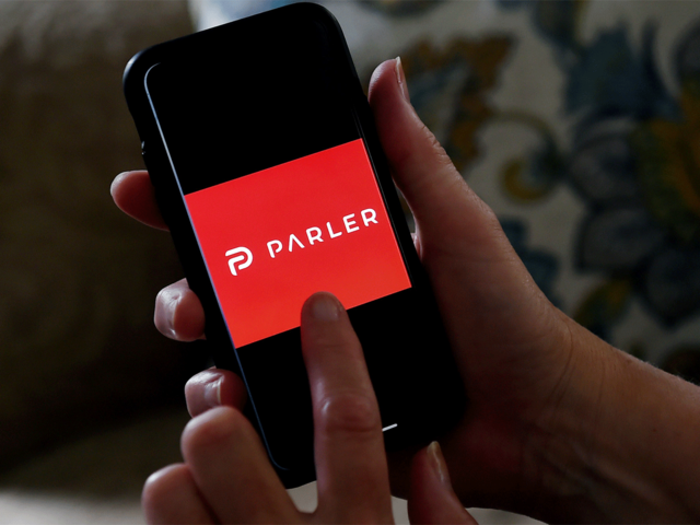 Parler CEO says social media app, favored by Trump supporters, may not return