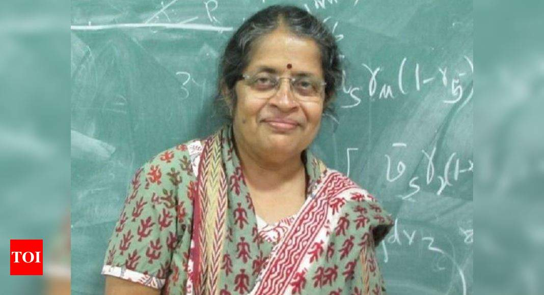 Top France award to physicist Rohini Godbole – Times of India