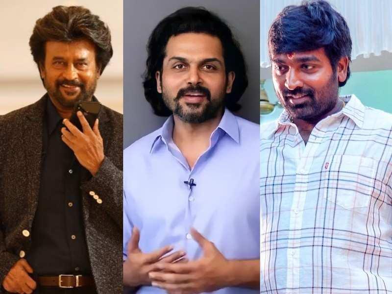 Happy Pongal: Rajinikanth, Karthi, Vijay Sethupathi, and other celebs wish fans on this auspicious day