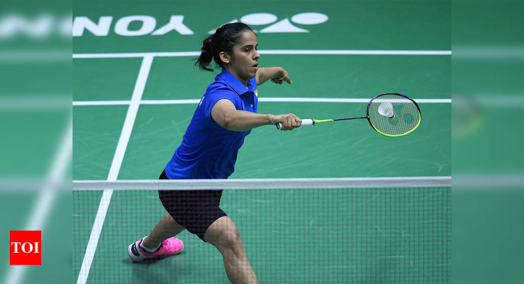 Indian challenge ends in Thailand Open - Times of India