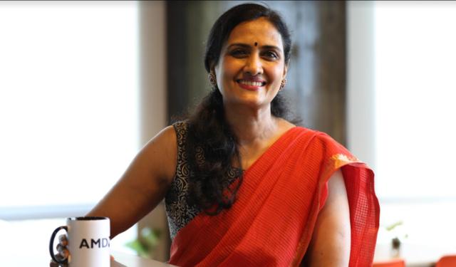 AMD's Jaya Jagadish balanced pregnancy and grad school