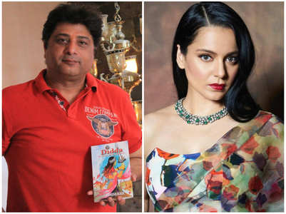 Author accuses Kangana of IPR violation