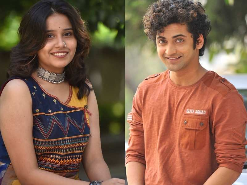 Swanandi Berde and Sumedh Mudgalkar pair up for a rom-com