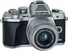 Olympus OM-D E-M10 IIIs (ED 14-42mm f/3.5-f/5.6 PZ Kit Lens) Mirrorless Camera