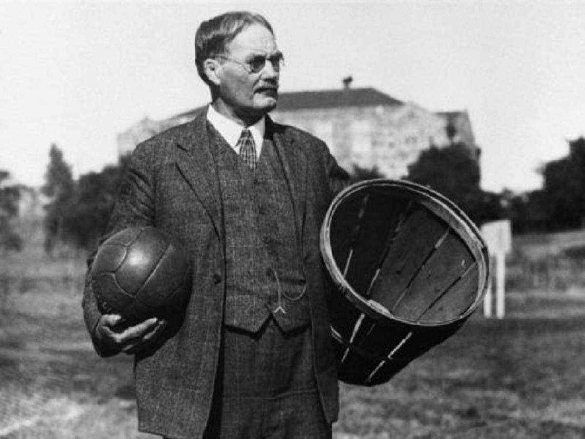 Google celebrates the illustrious legacy of Basketball inventor James  Naismith with a doodle - Times of India