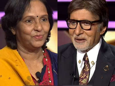 This KBC contestant calls Big B her brother