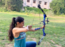 How Andrea trained in archery for Vijay's 'Master'