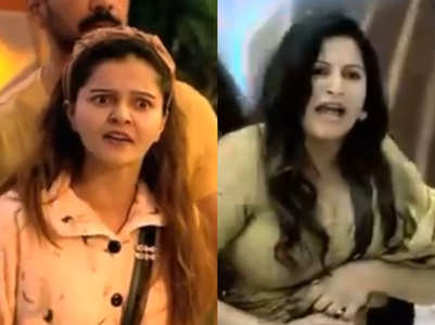 BB14: Rubina enraged after Sonali abuses