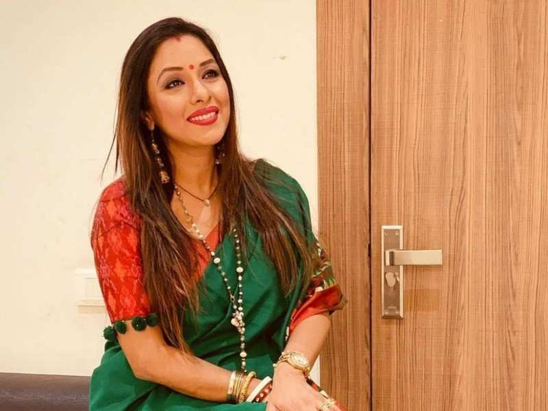 Rupali Ganguly: I can't compare the track on my show 'Anupamaa' with my own life. My husband would never cheat on me!