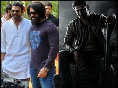 Pics of Prabhas-Yash from Salaar film launch