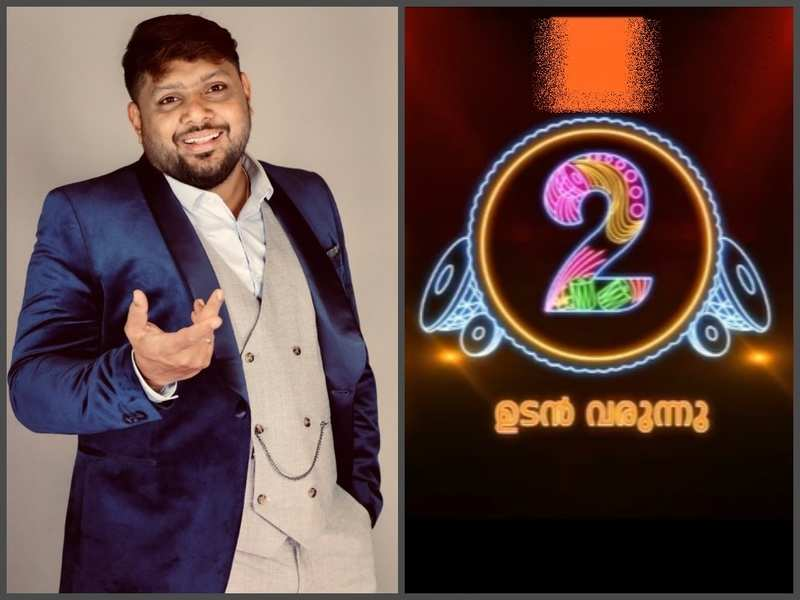 Host Mithun Ramesh announces Comedy Utsavam season 2; watch