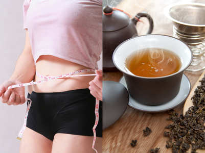 Oolong tea can help you burn fat in your sleep