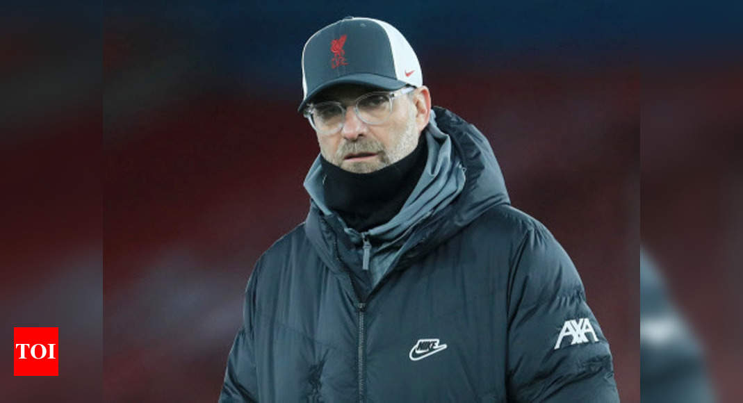'Beating Man United is enough in itself': Klopp brushes aside impact on title race | Football News – Times of India
