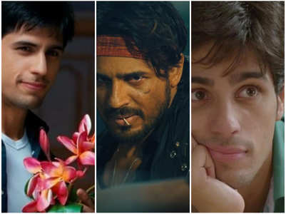 Memorable characters portrayed by Sidharth