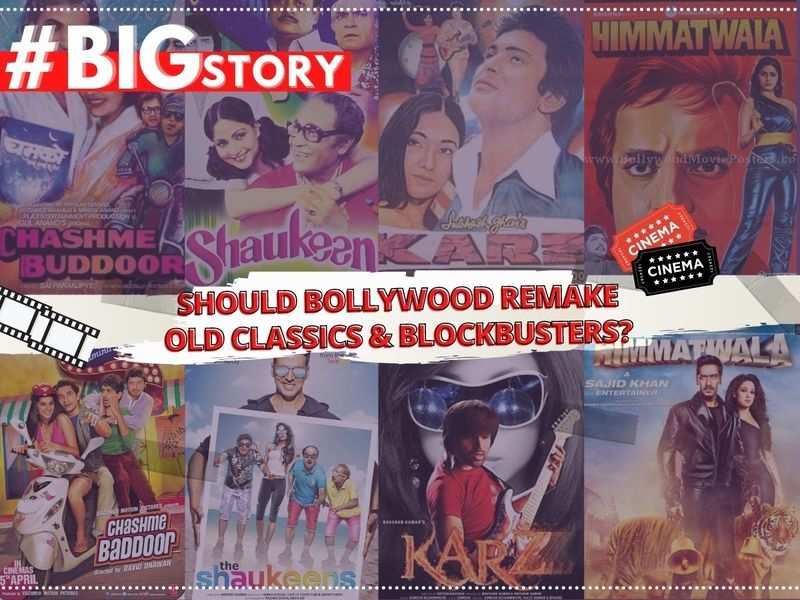 #BigStory: Should Bollywood remake old classics and blockbusters?