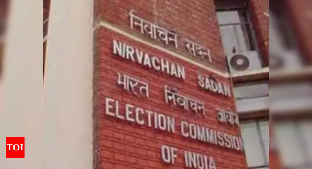 EC shields officials, says clearance must to initiate disciplinary action | India News – Times of India