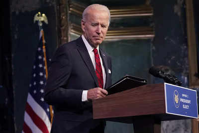 President-elect Joe Biden unveils trillion-dollar coronavirus recovery and mass vaccination plan