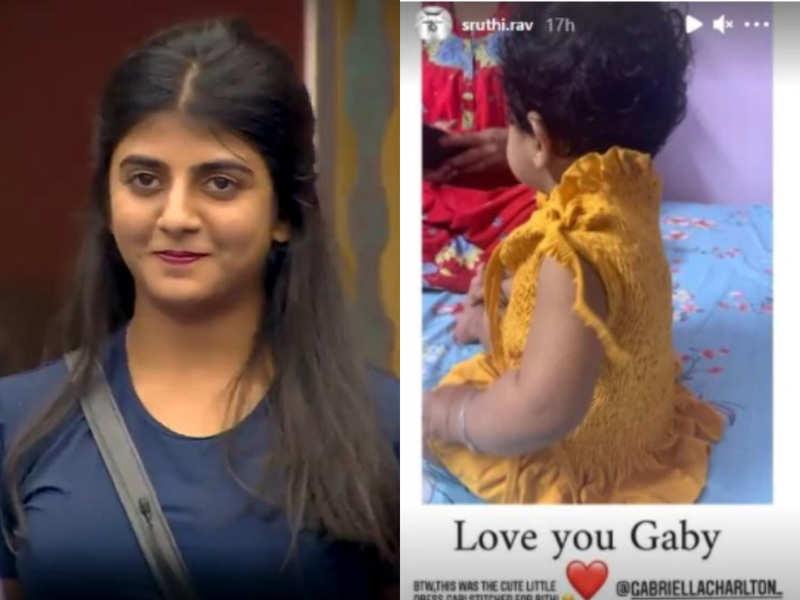 Rio Raj's wife Sruthi's sweet message to Gabriella