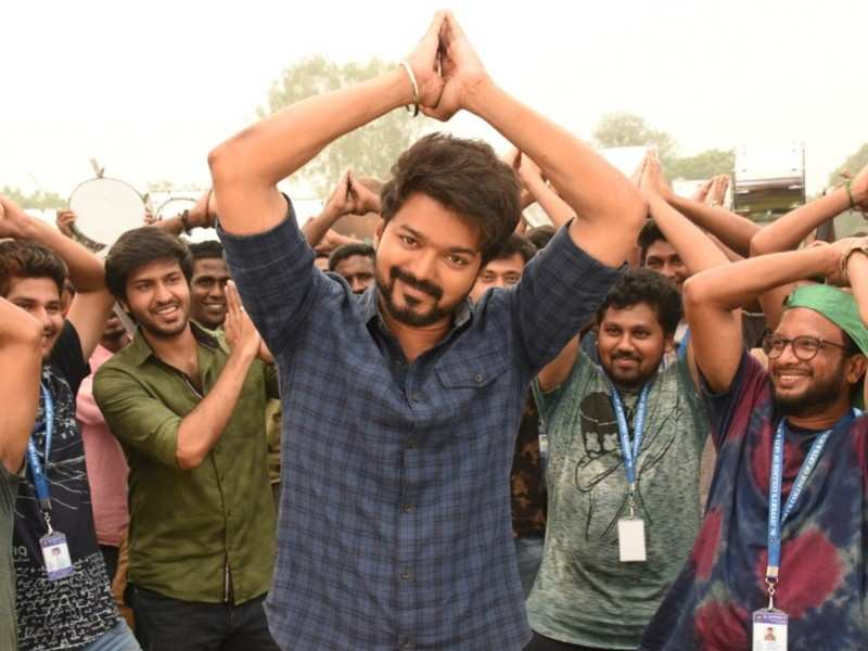 'Master' box office collection: Vijay's film surpasses the Rs 100 crore mark in just three days with 50% occupancy