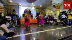 Traditional dance of Goa