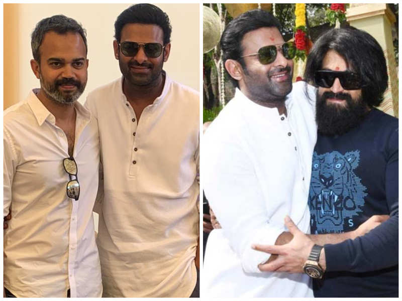 Prashanth Neel thanks Prabhas and Yash, promises to deliver something exceptional with Salaar