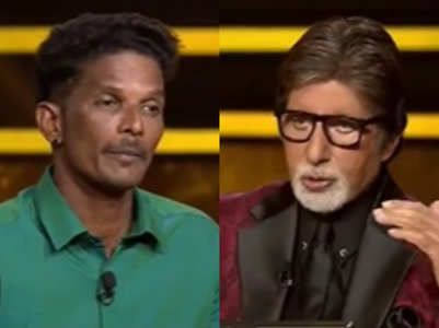 KBC12: Ravi Katpadi, Big B's family relation