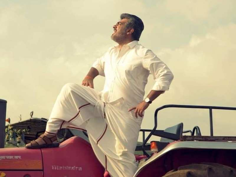 'Valimai' first look to release only after the film wraps up