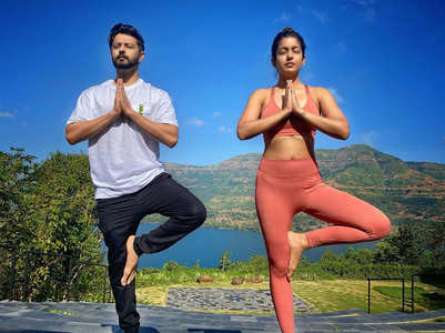 Vatsal and Ishita give major couple goals