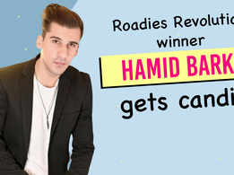 Hamid Barkzi on winning Roadies Revolution title, game strategy and more |Exclusive|