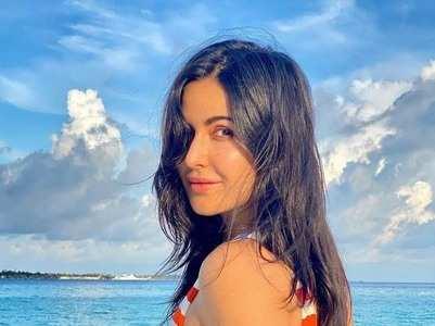 Katrina Kaif's mesmerising beach pictures