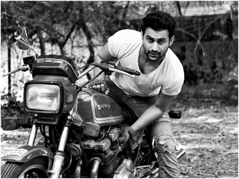 Freddy Daruwala is an avid bike rider