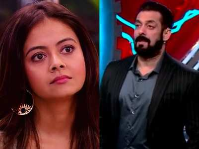 Devoleena objects to Salman scolding Abhinav