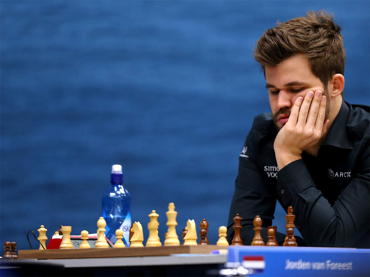 Magnus Carlsen Tops 2020 Esports Player S Earning List Chess News Times Of India