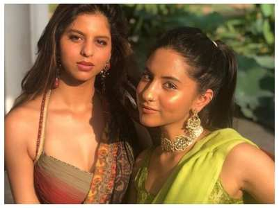 Suhana sends 'sister' Alia her love on b'day