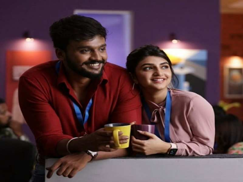 Dhanveerah and Sreeleela to play corporate professionals in By2Love