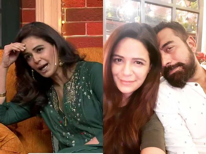 TKSS: Mona Singh recalls how husband Shyam slipped the ring into her finger out of nervousness; says it was a 'super bad proposal'