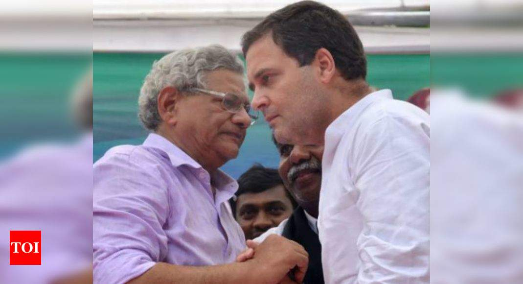 Cong, LF leaders hold seat-sharing talks in poll-bound Bengal