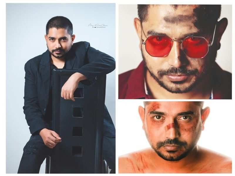 Vikky Varun beefs up for his new role in Kaala Patthar